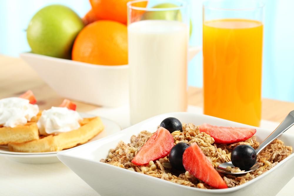 Alimentation : le petit déjeuner équilibré